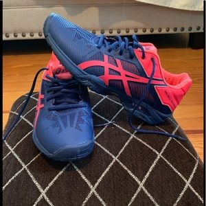 ASICS  Gel solution speed 3 women running shows,